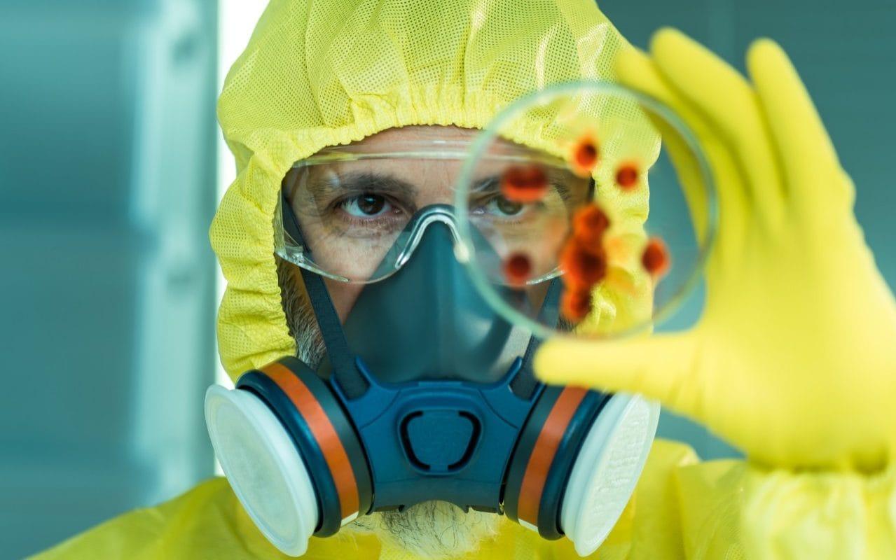 как выглядит вирус